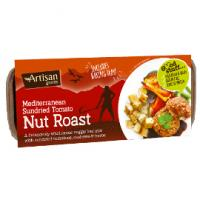 Image for Mediterranean Sundried Tomato Nut Roast
