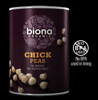 Image for Organic Chick Peas