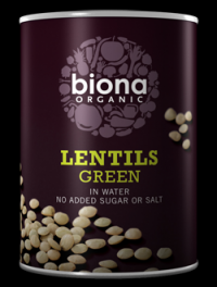 Image for Organic Green Lentils