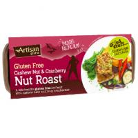 Image for Gluten Free Cashew Nut & Cranberry Nut Roast